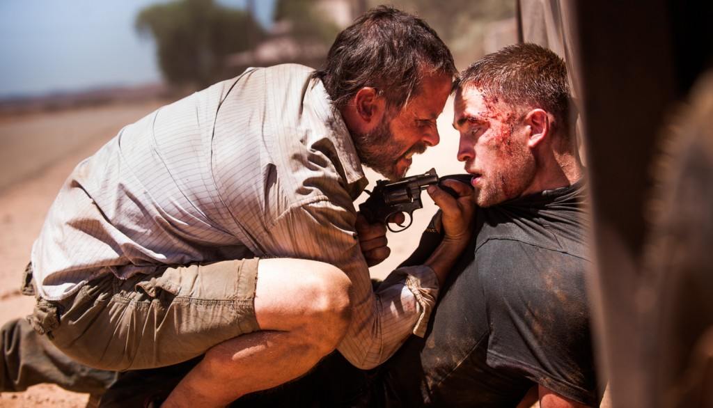 The Rover-Guy Pearce and Robert Pattinson