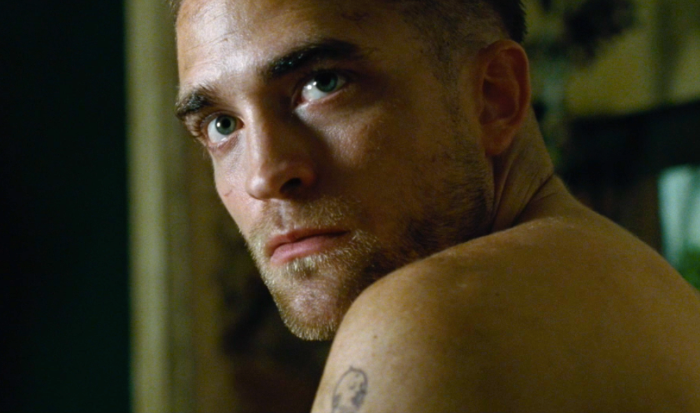 The Rover. Robert Pattinson.