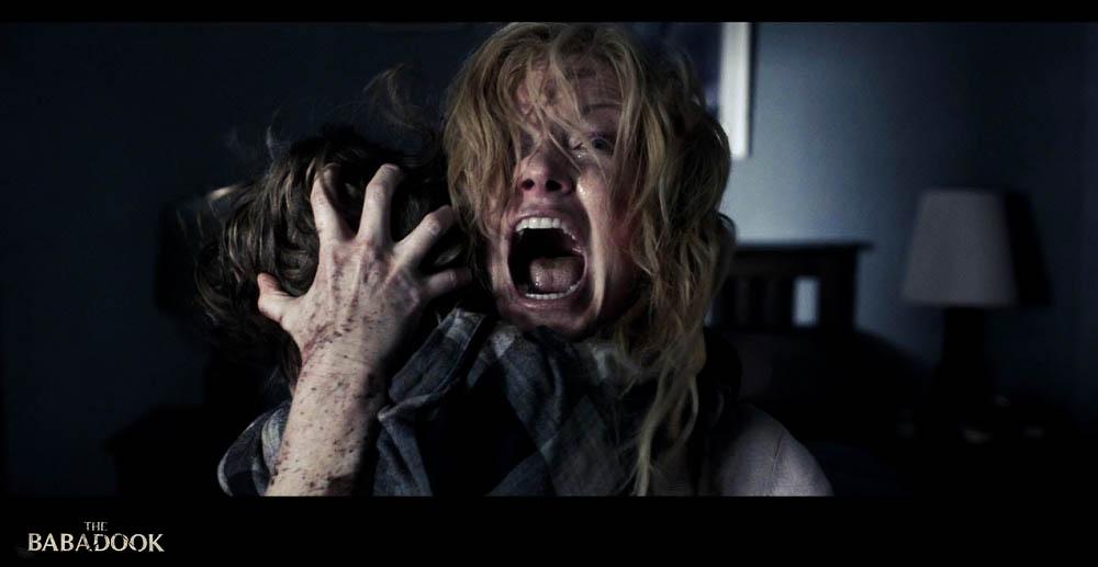Babadook Scream-2