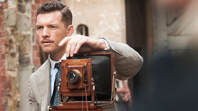 Sam Worthington as Phillip Schuler in Deadline Gallipoli