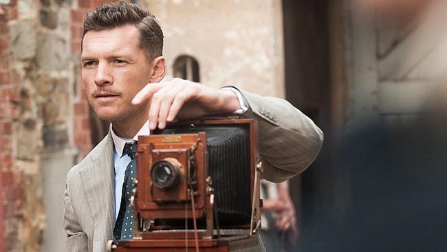 Sam Worthington as Phillip Schuler in Deadline Gallipoli